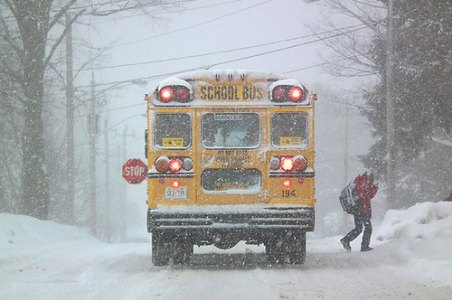 Q&A: Bus Accidents, Snow Days Were Topics On 'Law Talk'.