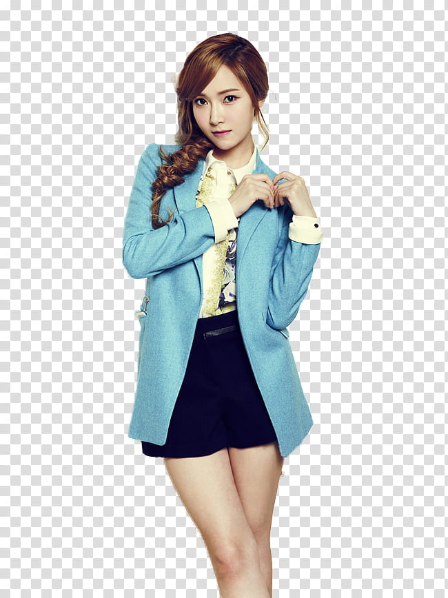 Jessica Snsd transparent background PNG clipart.