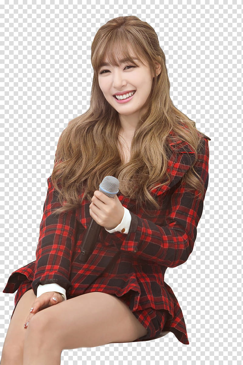 SNSD Tiffany transparent background PNG clipart.