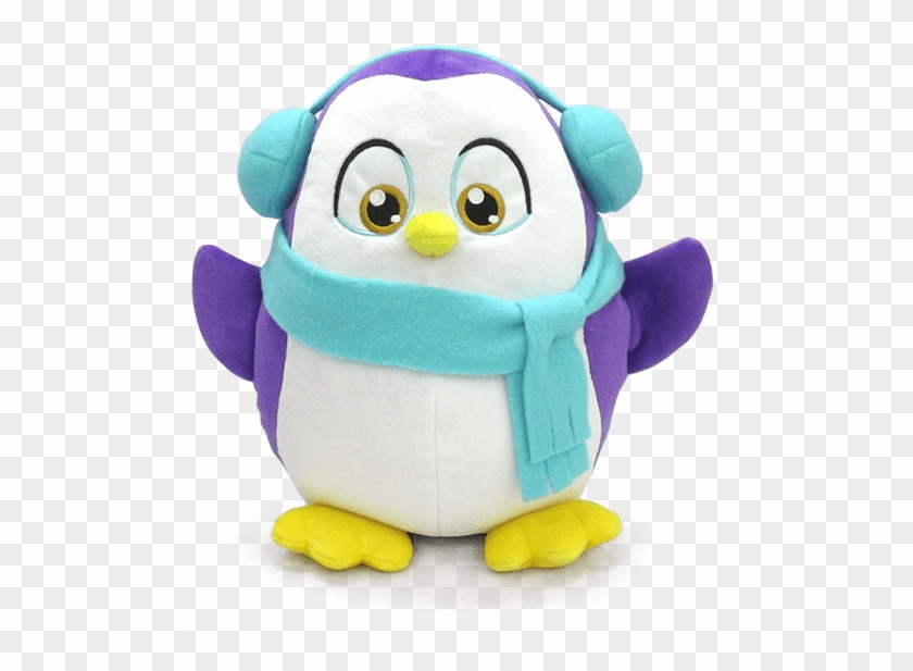 Snuggle N Hug Penguin Plush 650.