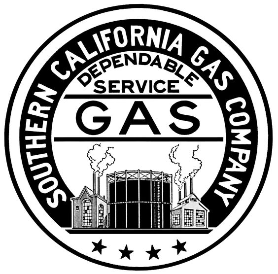 Southern California Gas Company. So powerful, so elaborate.
