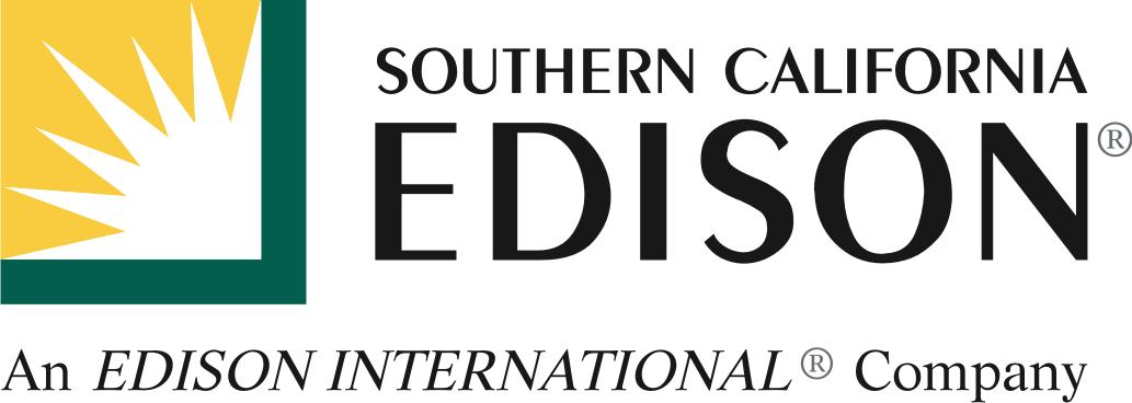 Southern california edison logo clipart.