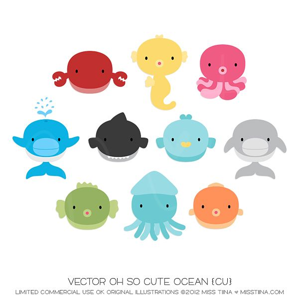 17 Best images about Animals Vector on Pinterest.