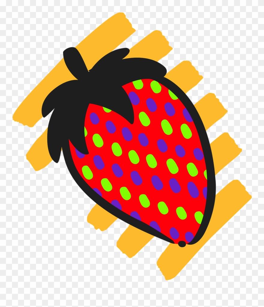 So This Is Majira Strawberry Haha Lol Clipart (#2460340.
