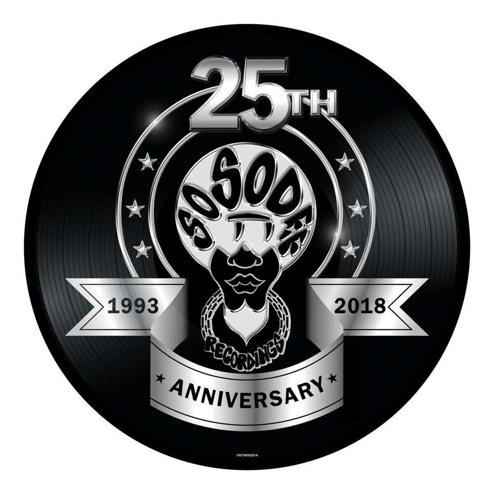 So so Def 25 (1lp Picture Disc Vinyl, 25th Anniversary Edition) 2018  190758502816.