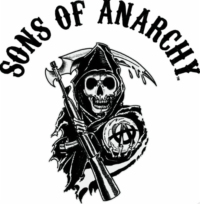 Friend of mine is a BIG Sons of anarchy fan a biker and also.