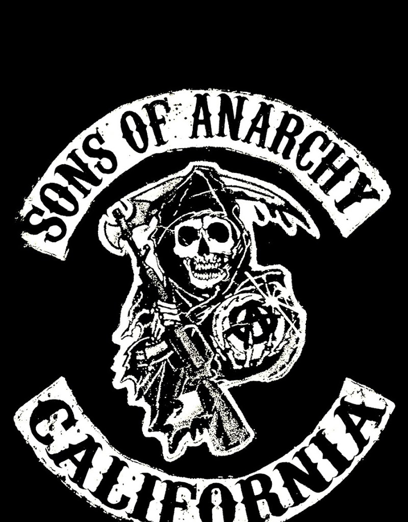 Sons of anarchy Logos.