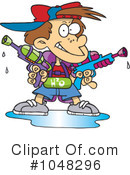 Soaked Clipart #1.