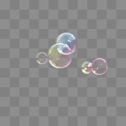 Soap Bubble PNG Images.
