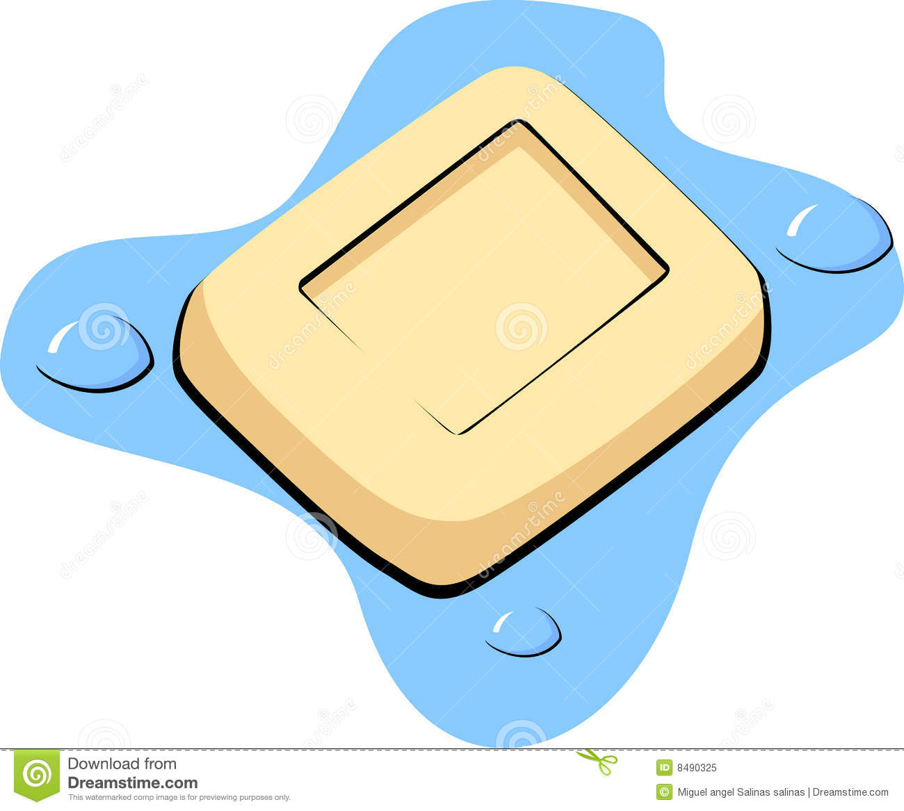 Bar Soap Clipart Free.
