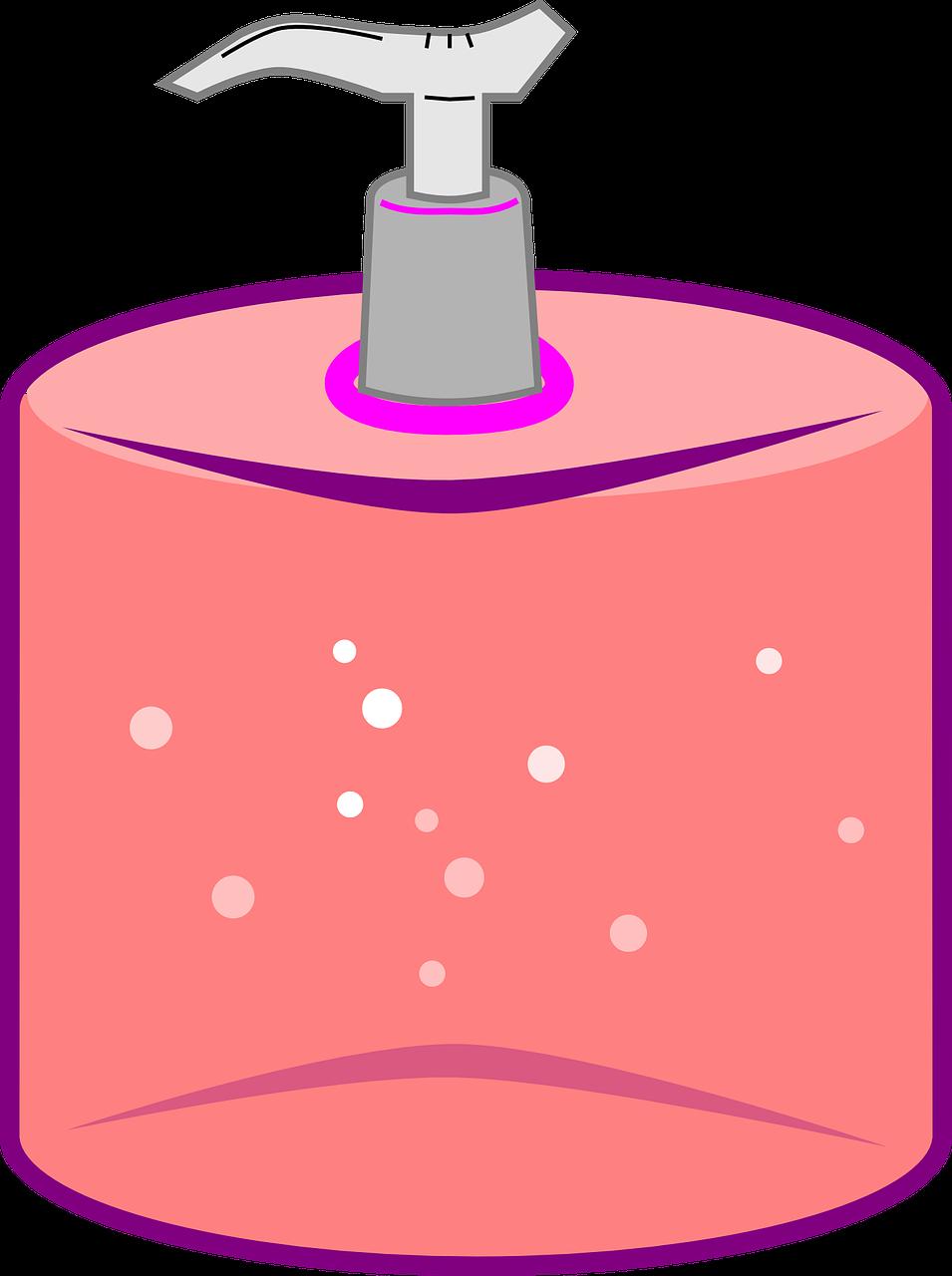 Soap clipart antibacterial soap, Soap antibacterial soap.