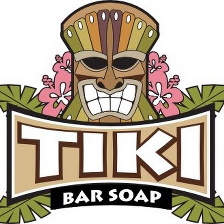 Tiki Bar Soap.