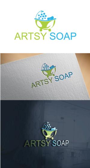 Soap Logo Designs.