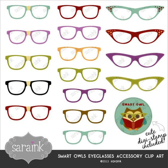 Eyeglasses Clipart Download.