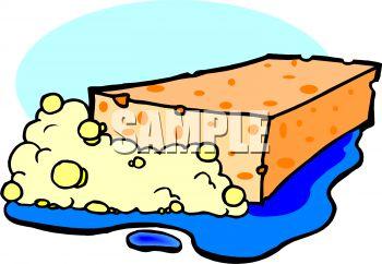 Soapy Sponge.