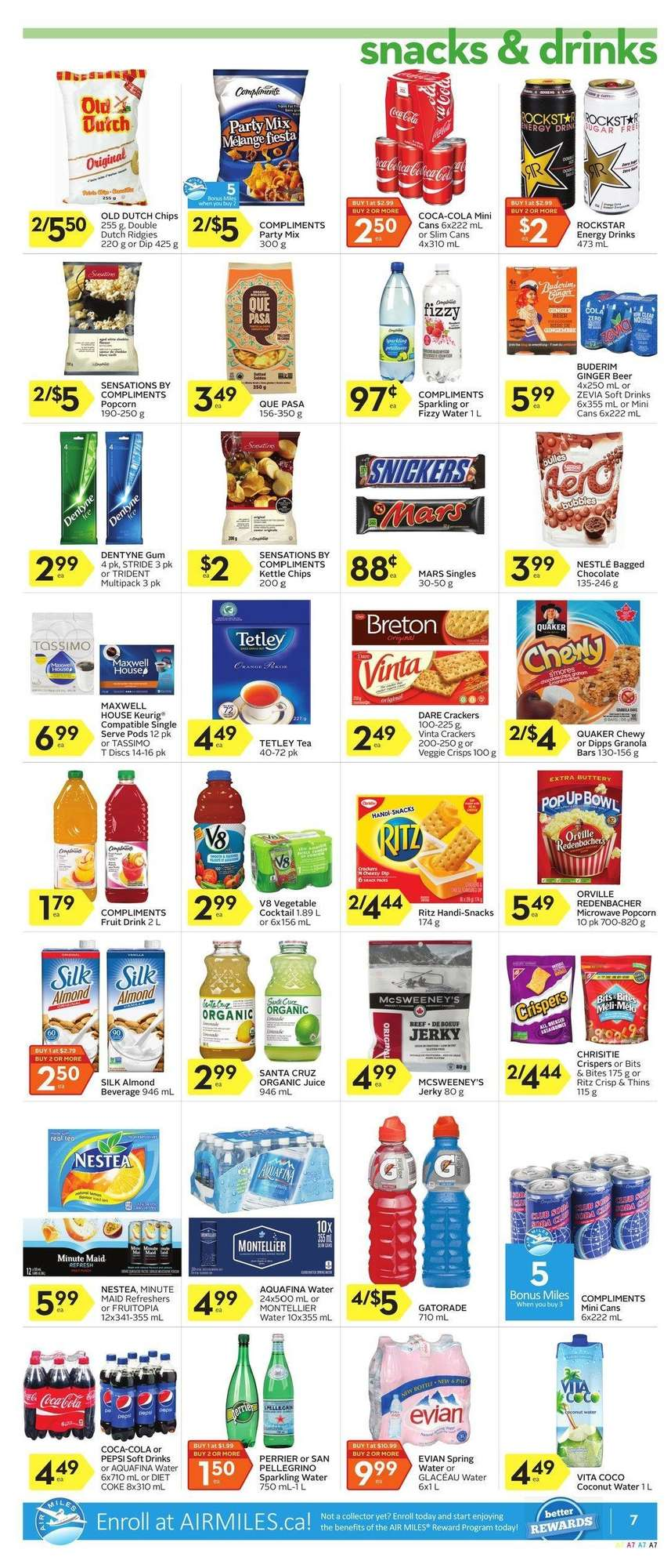 Sobeys Flyer (ON) March 28.