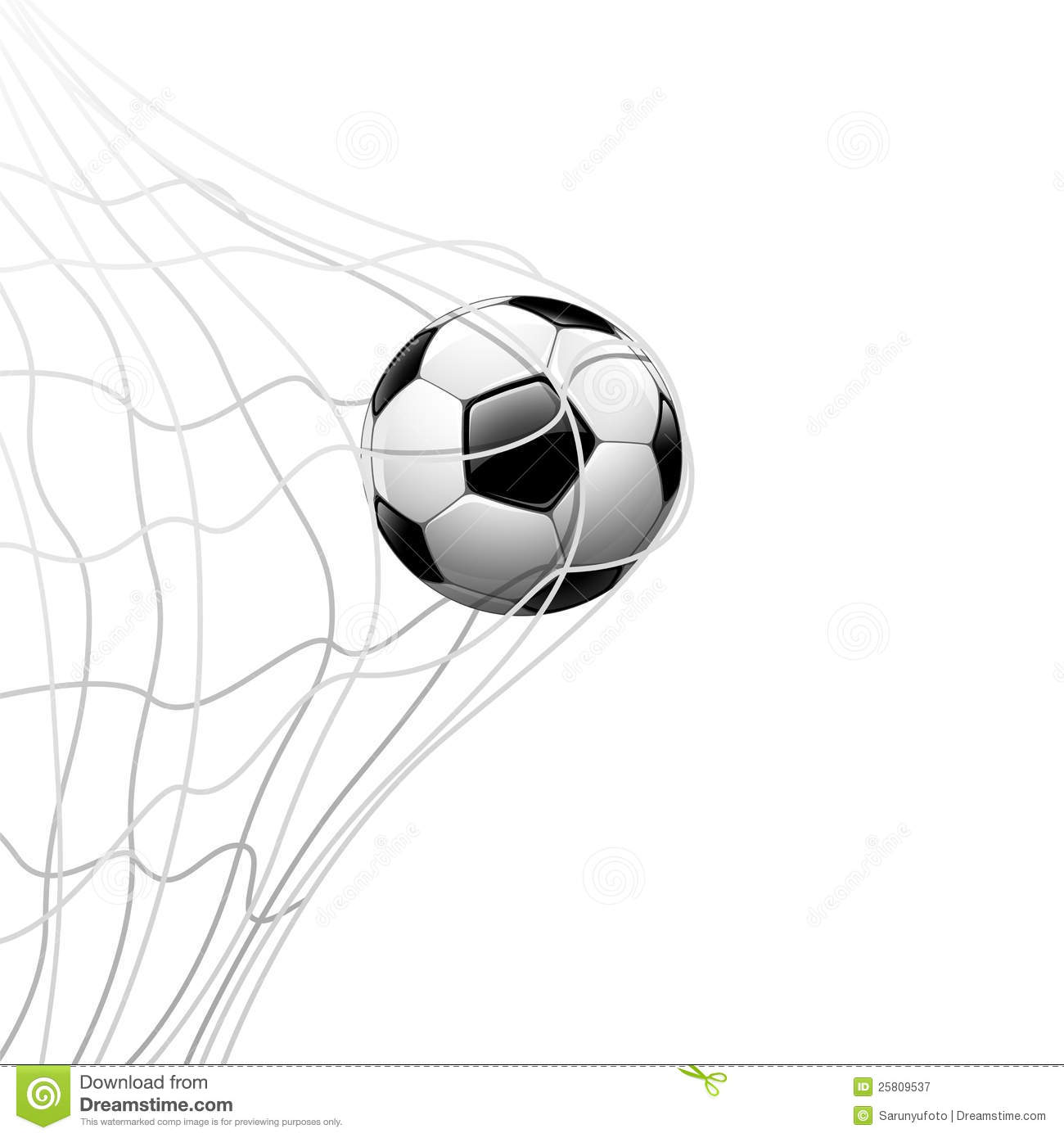 2238 Soccer Ball free clipart.