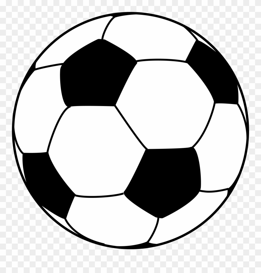 Free Soccer Ball Outline, Download Free Clip Art, Free.