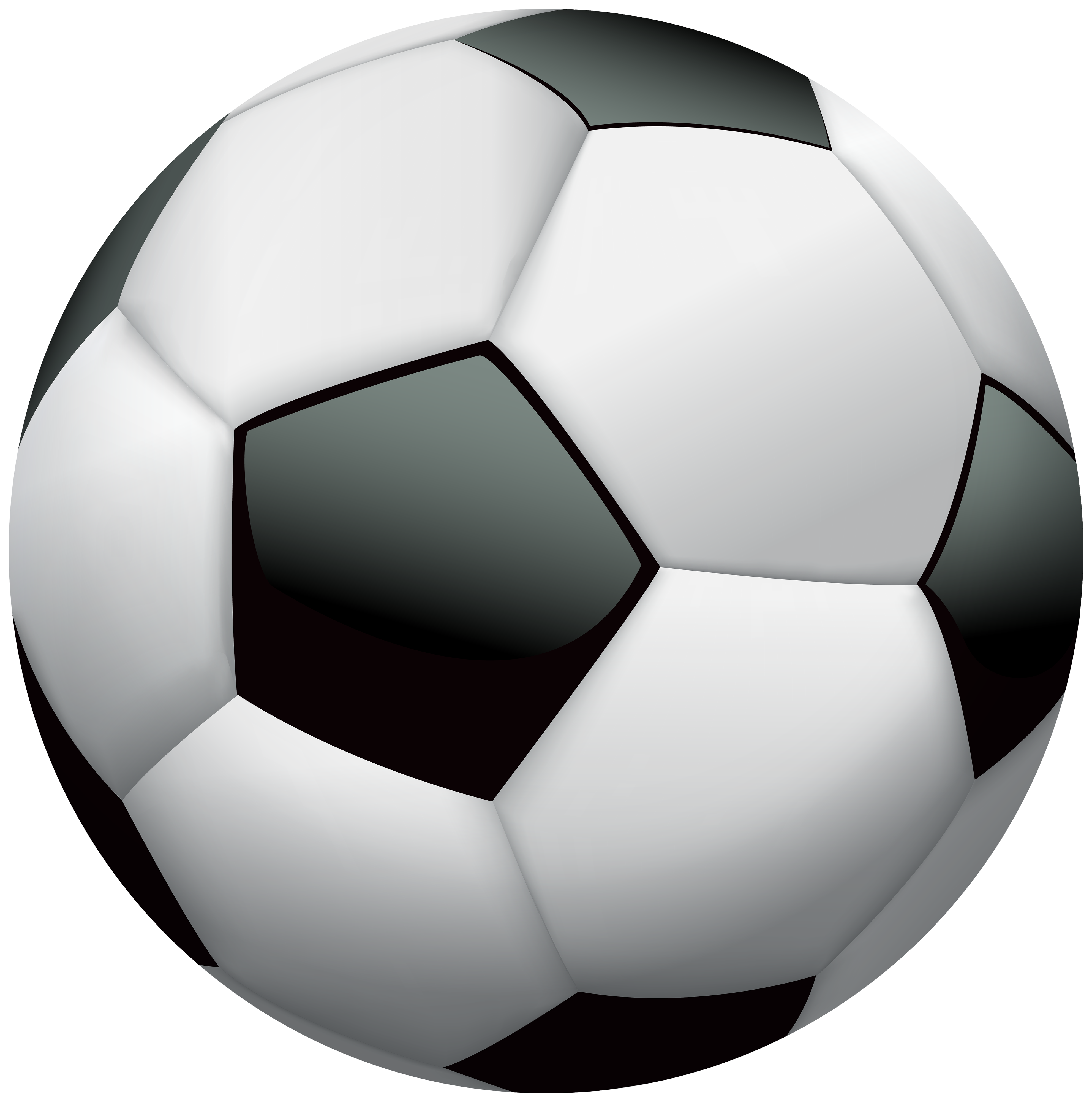 Soccer Ball PNG Clipart.