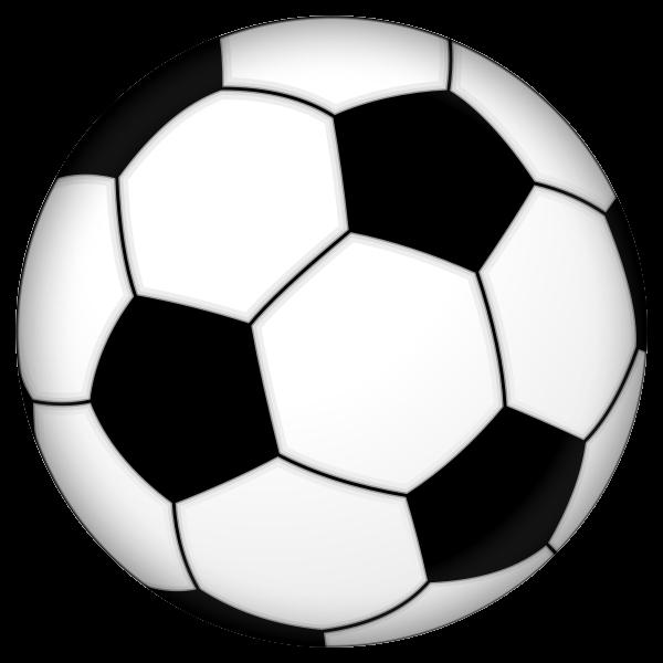 Soccer ball clipart free.