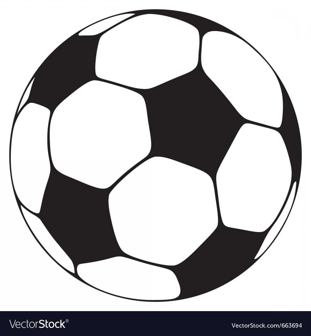 Ball Clip Art Soccer Ball Free Vector Free Transparent Png.