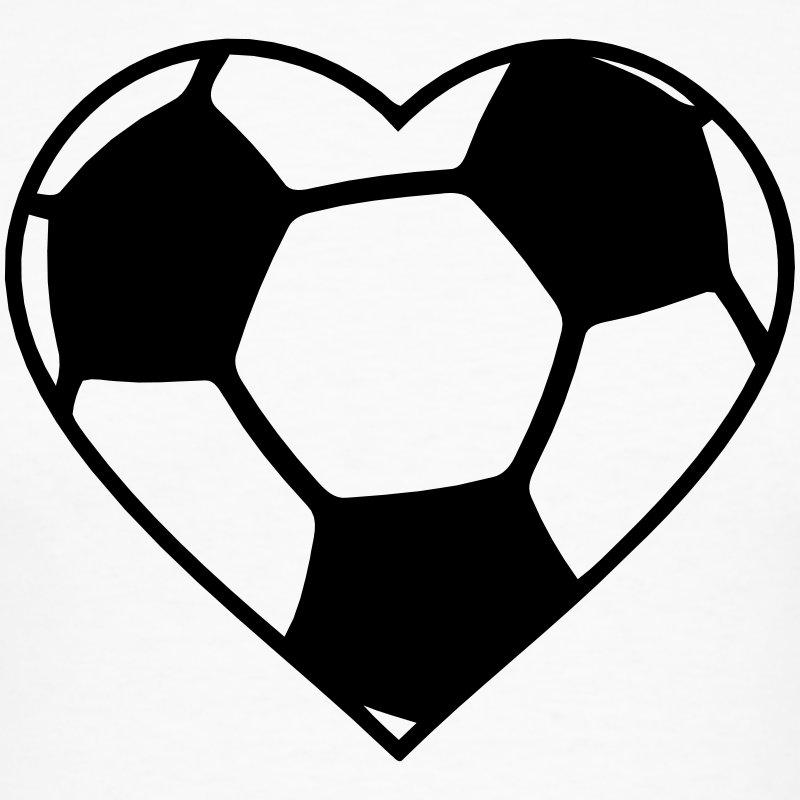 soccer ball heart clipart - Clipground Soccer Ball Vector Png