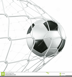 Soccer Ball In Motion Clipart.