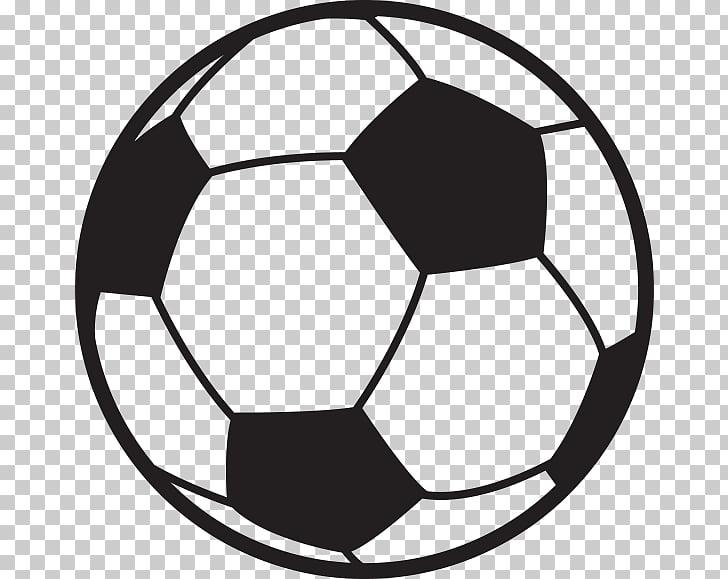 Football , Soccer Ball Outline, soccer ball illustration PNG.