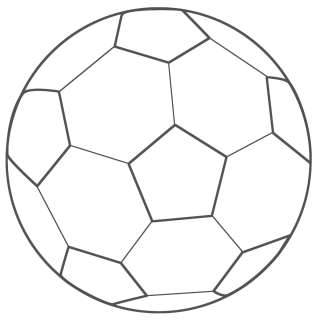 Free Soccer Ball Outline, Download Free Clip Art, Free Clip.