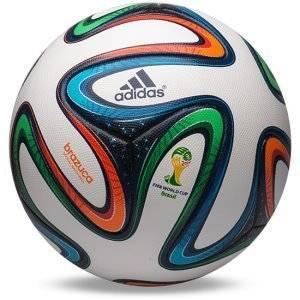 Amazon.com : 2014 Brazil World Cup FIFA Adidas Brazuca.