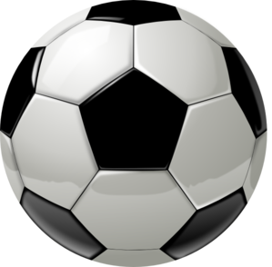 Soccer ball border clip art free clipart images clipartcow.