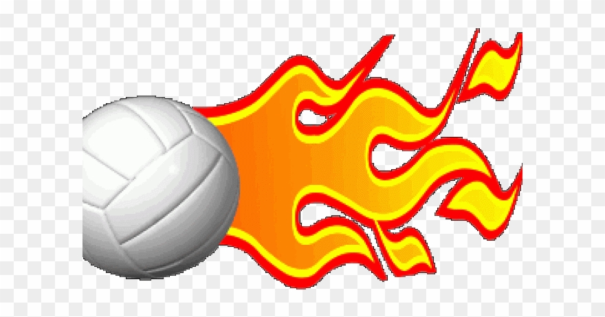 Animation Clipart Volleyball.