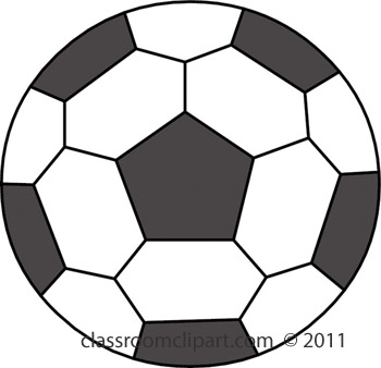 Soccer Ball Clipart No Background.