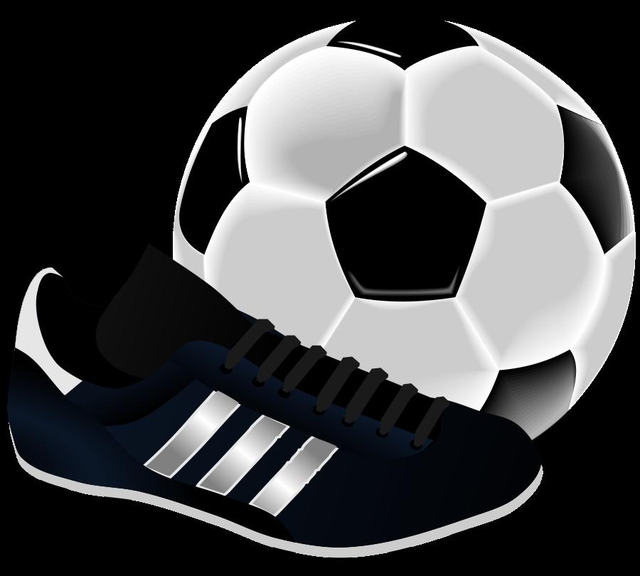 Soccer Clipart Vector Clip Art.