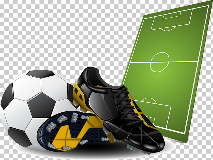 Football boot Cleat Stock photography, Sports equipment.