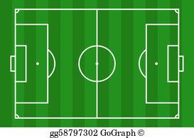 Soccer Field Clip Art.