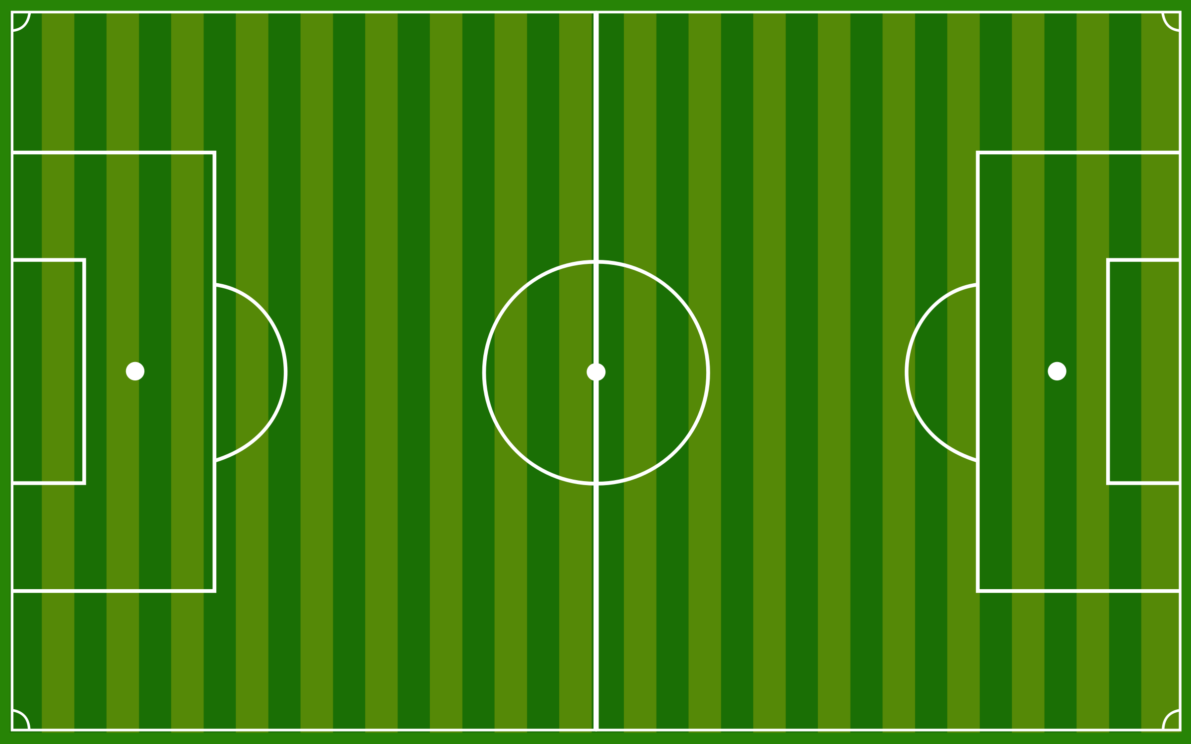 Football field clipart soccer field.
