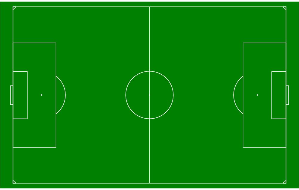Soccer Field Clipart.