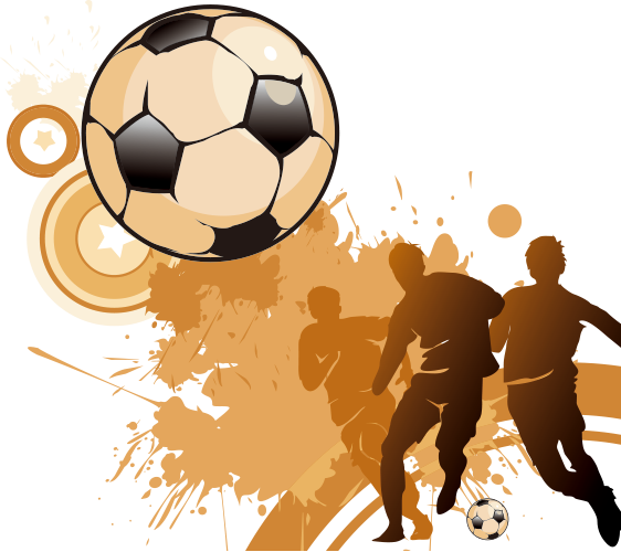 Download Free png Soccer Game Clipart Free Download Vector.