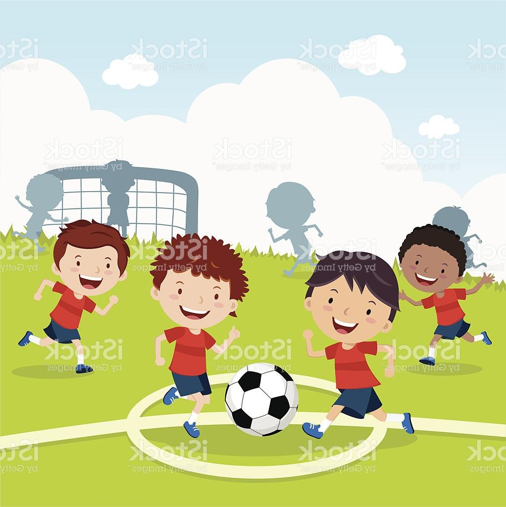 Best Free Socccer Game Clip Art Vector Image » Free Vector.