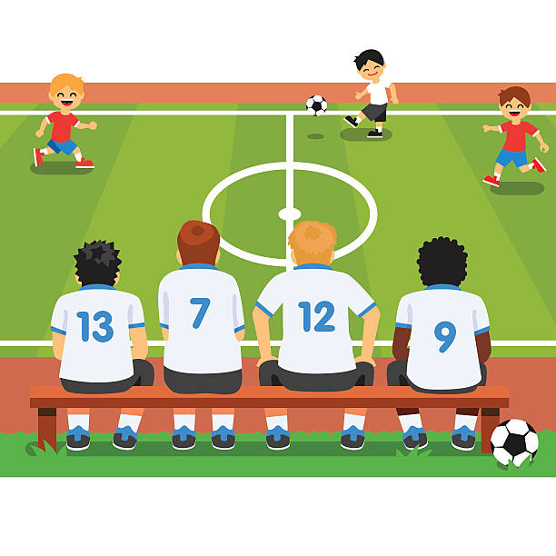 Soccer game clipart 2 » Clipart Station.