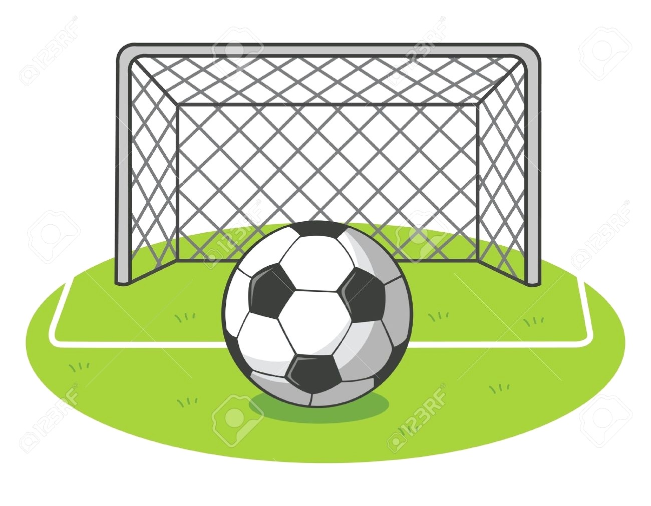 Soccer Goals Clipart (96+ images in Collection) Page 1.