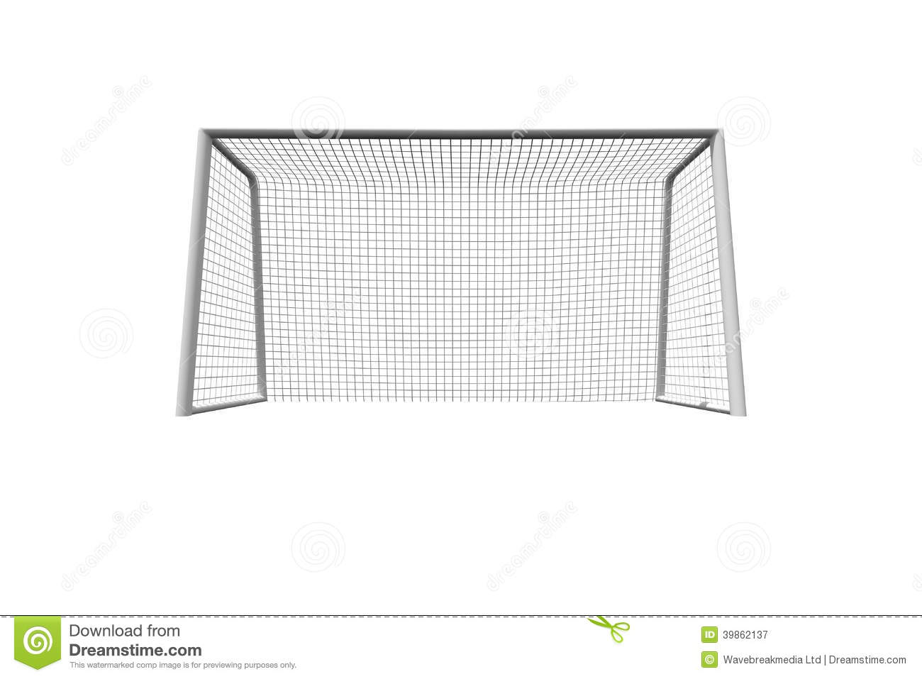 Soccer goal post clipart clipground for Football goal post coloring page