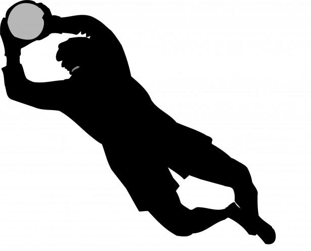 Soccer Goalie Clipart.