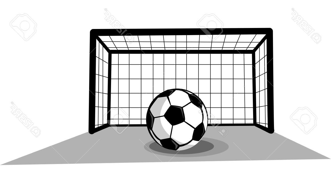 Best Soccer Goalie Clipart Black And White Cdr » Free Vector.