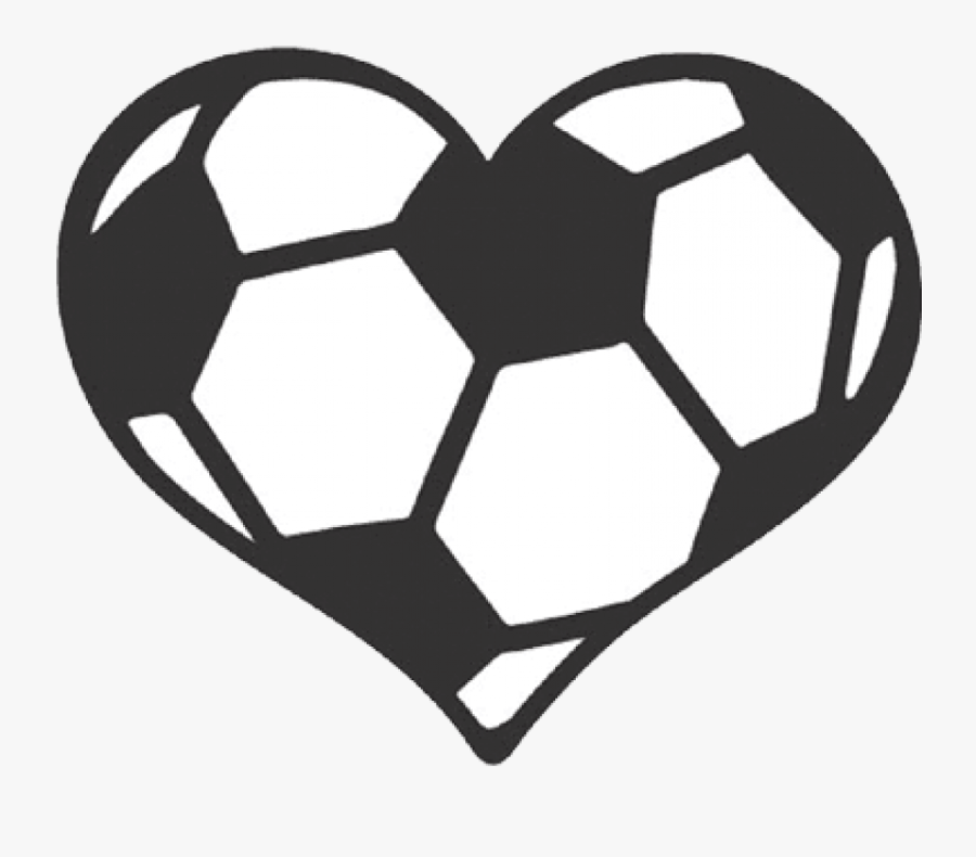 Free Png Download Soccer Ball Heart Png Images Background.
