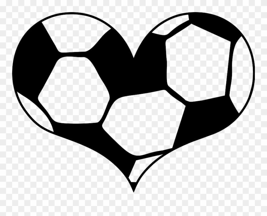 Heart Svg Soccer.