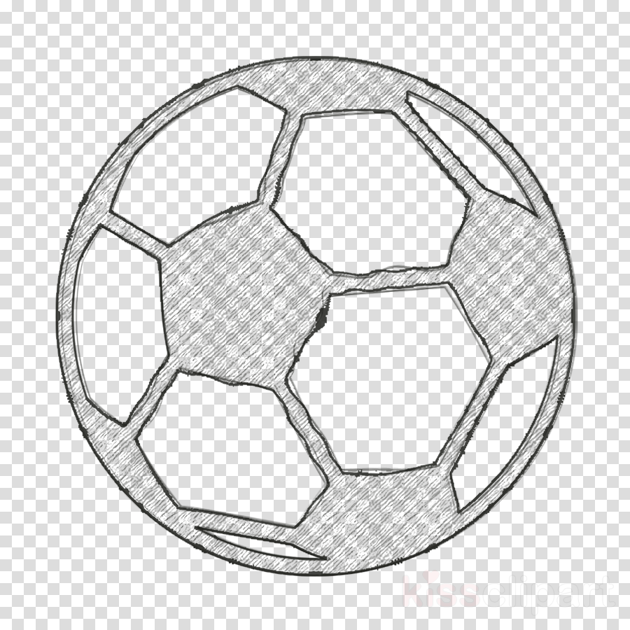 Soccer ball variant icon Soccer icon sports icon clipart.