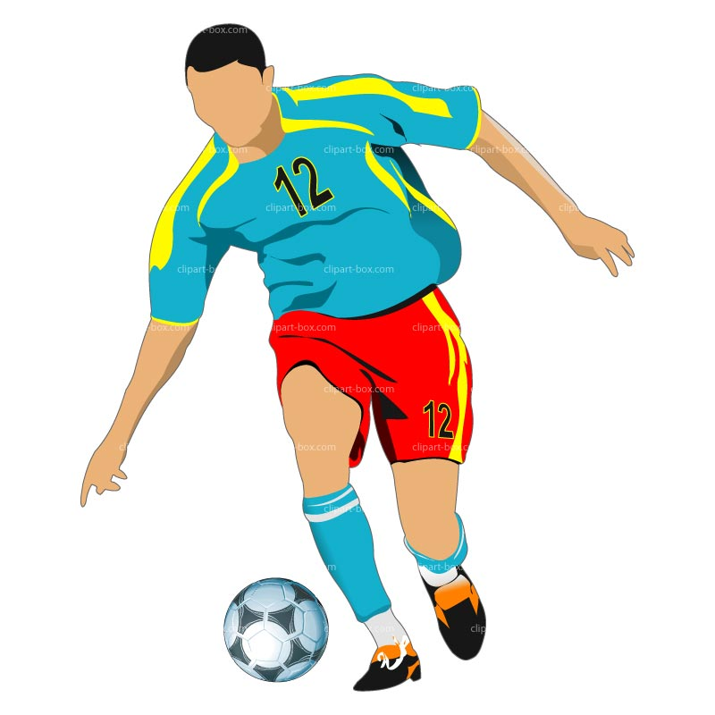Football soccer clipart 2 » Clipart Station.