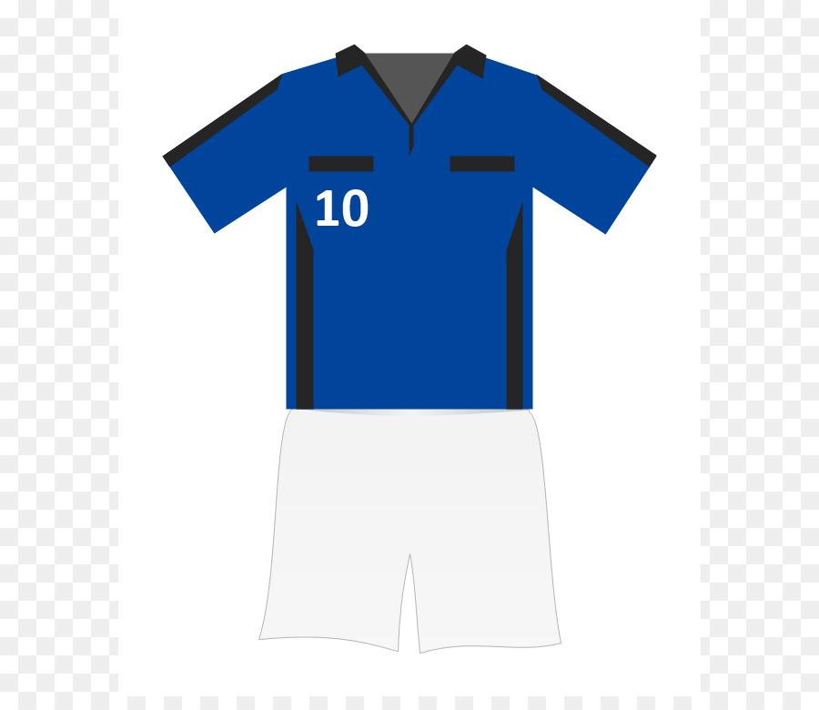 Football Jersey Uniform Kit Clip art.